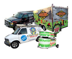 Vehicle Wraps by UpDog