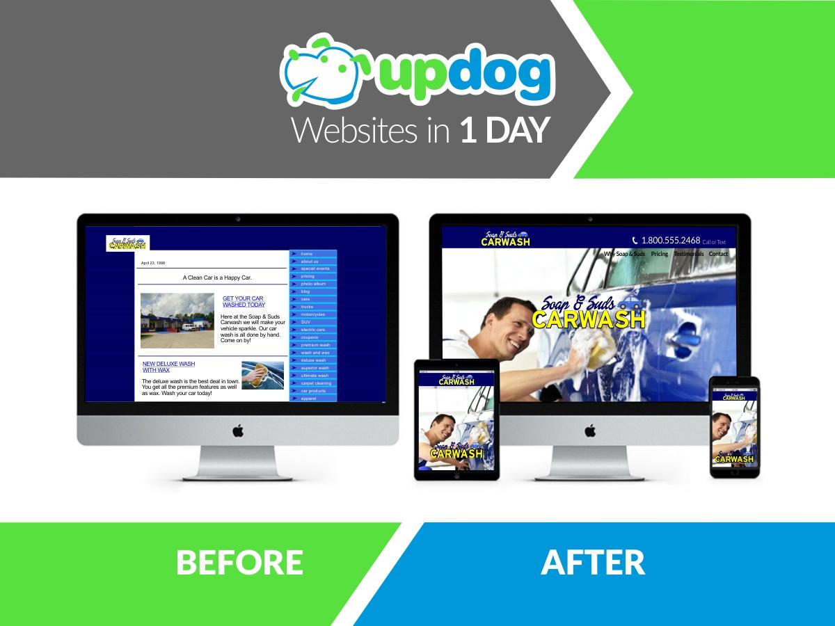 UpDog Web