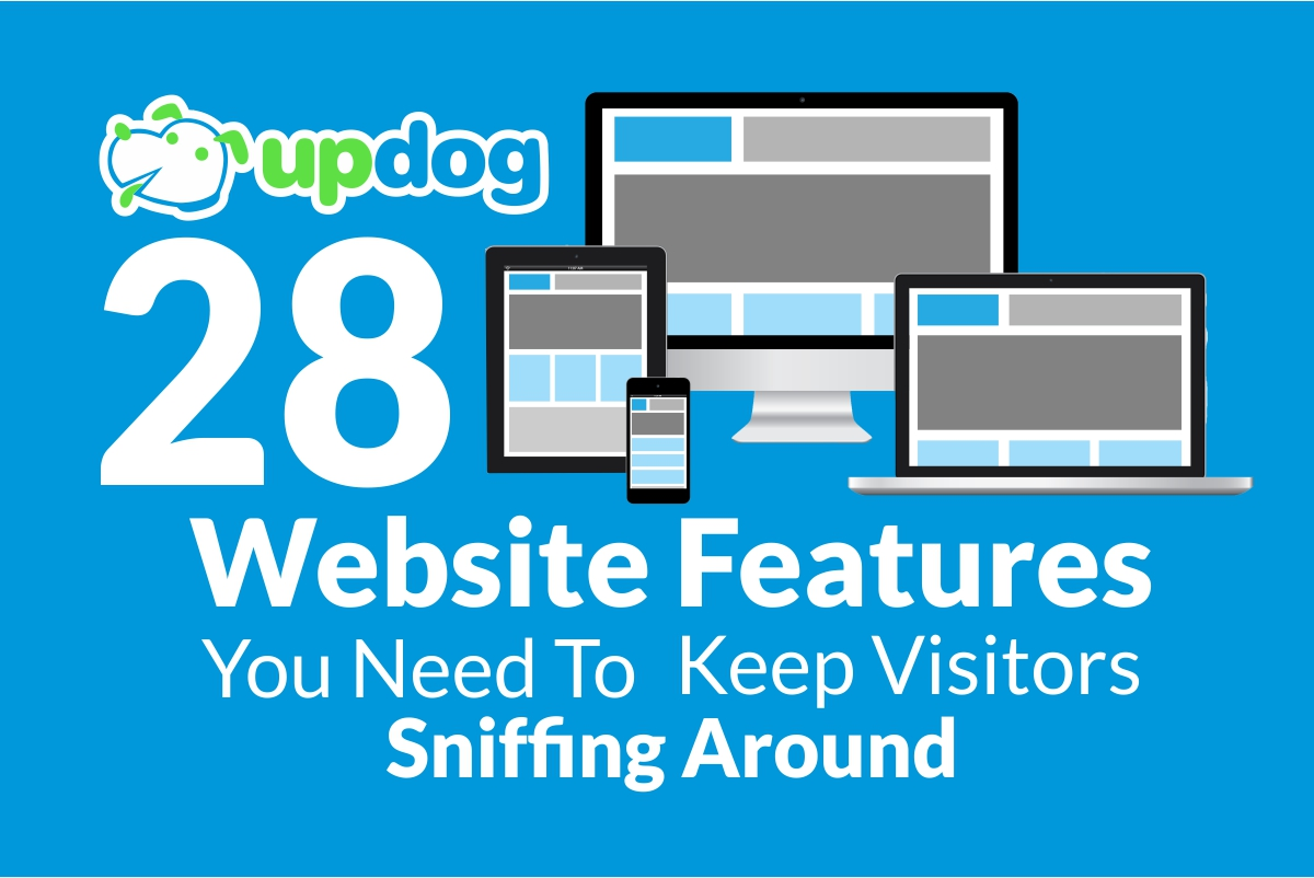 28 Website Features