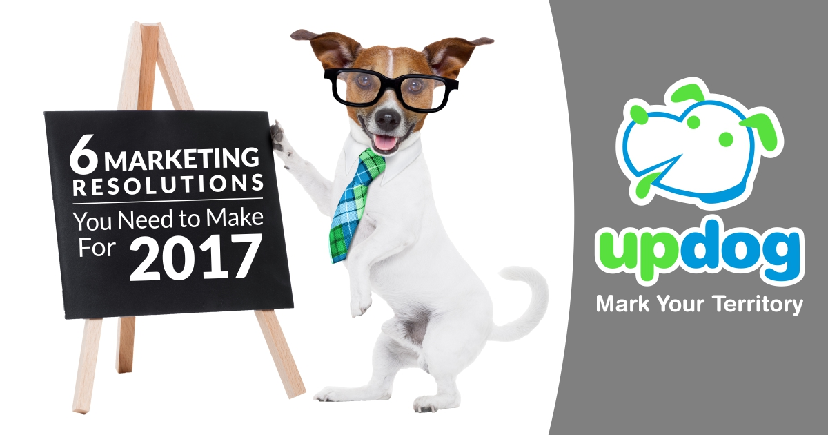 UpDog 6 Marketing Resolutions